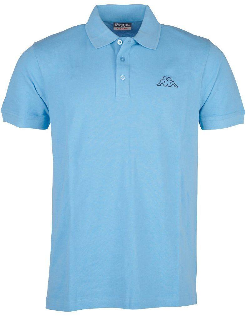Kappa Sweeny Unisex koszulka polo, szary melanż, M