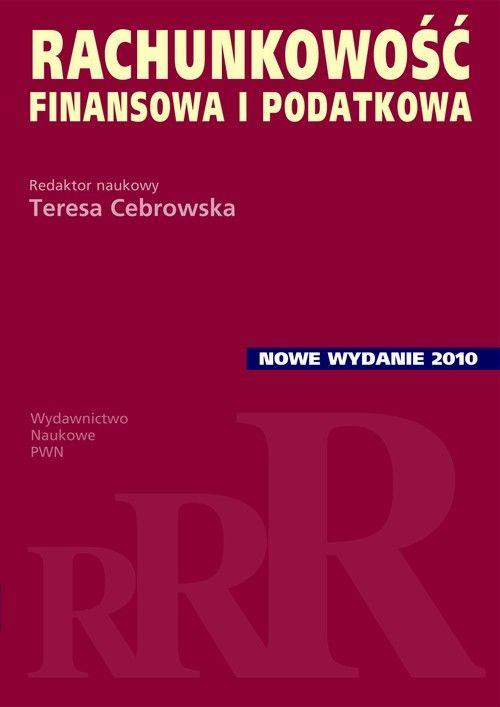 Rachunkowość finansowa i podatkowa - No author - ebook