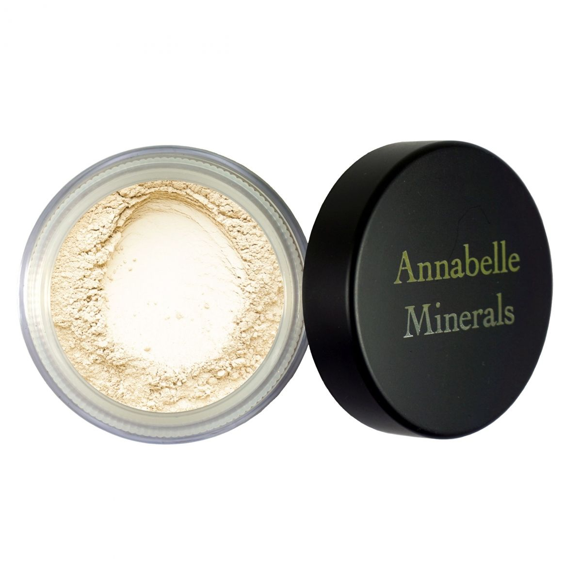Podkład mineralny - kryjący Golden Fair - 4g - Annabelle Minerals