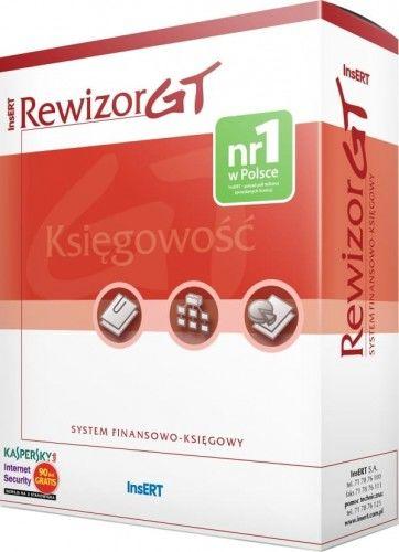 InsERT Rewizor GT licencja elektroniczna