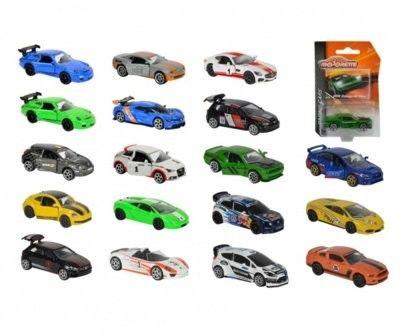 Majorette Racing Cars - Honda Civic Type R 2084009