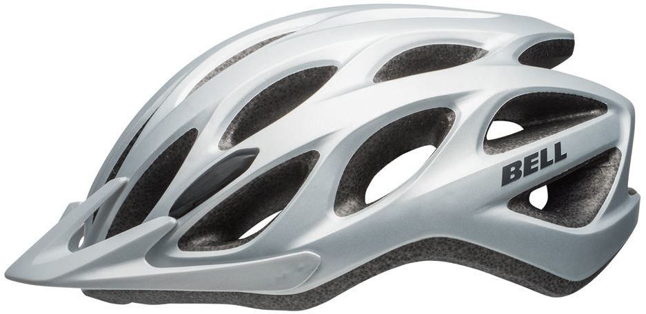 BELL kask rowerowy mtb CHARGER matte silver titanium BEL-7082038 Rozmiar: 54-61,BEL-7082038