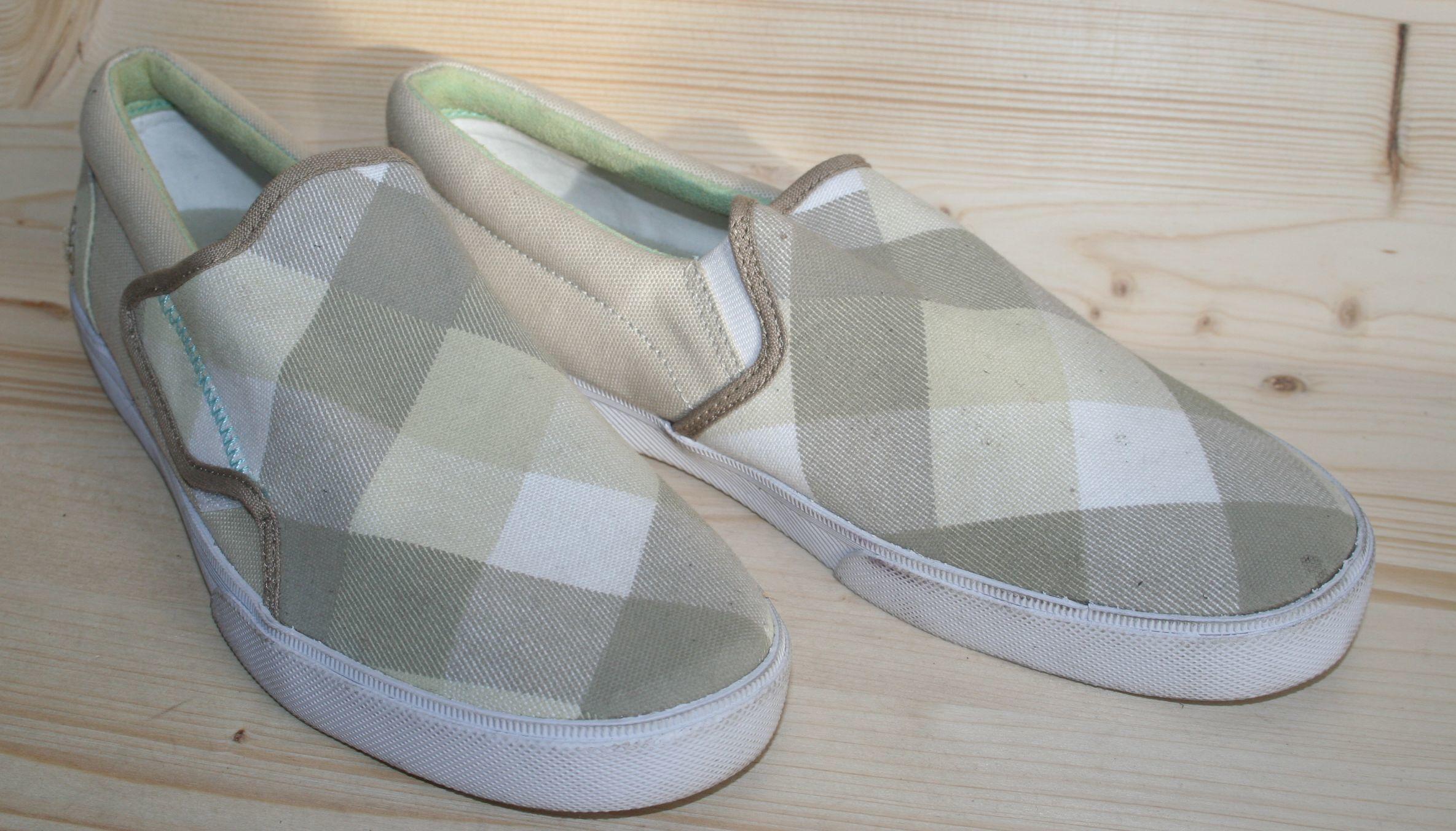 obuwie damskie ADIO slip on Shoes S67