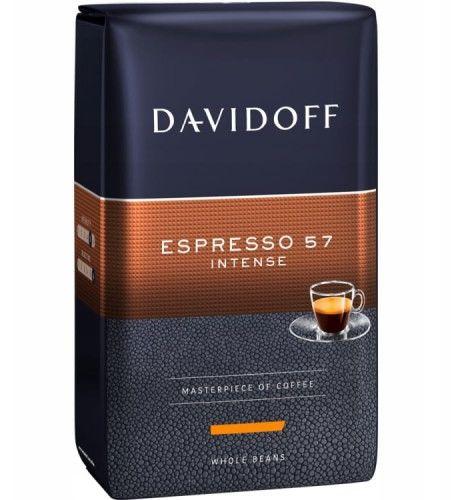 Kawa Davidoff Espresso 57 Intense Ziarno 500g