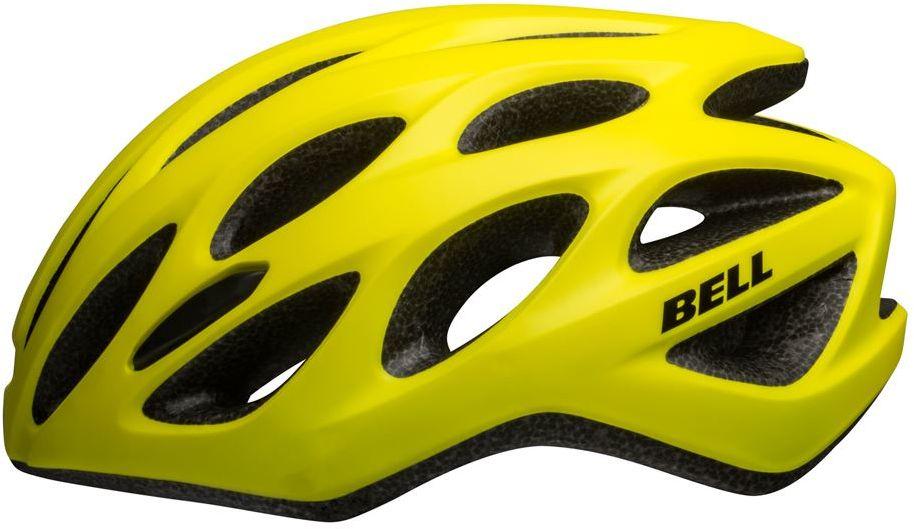 BELL kask rowerowy szosowy TRACKER R matte hi-viz BEL-7131891 Rozmiar: 54-61,BEL-7131891