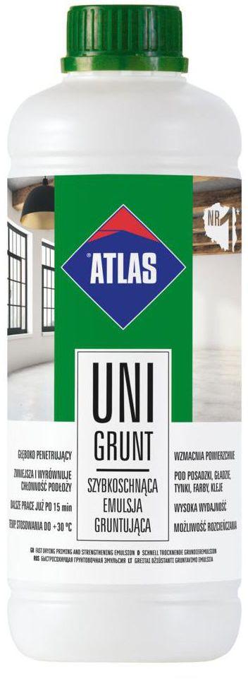 Emulsja gruntująca UNI-GRUNT 1 l ATLAS
