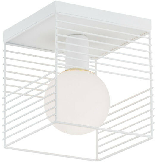 Plafon SINTRA 4223 biała druciana - Argon  Sprawdź kupony i rabaty w koszyku  Zamów tel  533-810-034