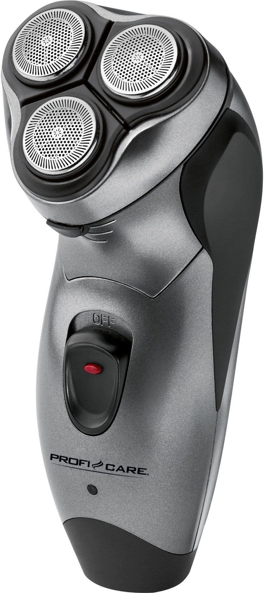 Golarka elektryczna maszynka do golenia ProfiCare PC-HR 3053 (szara)