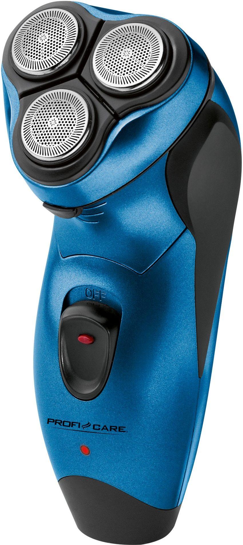 Golarka elektryczna maszynka do golenia ProfiCare PC-HR 3053 (niebieska)