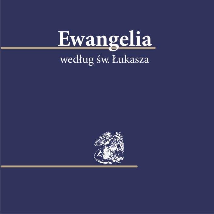 Ewangelia według św. Łukasza - Biblia 100 - lecia Pallottinum - audiobook