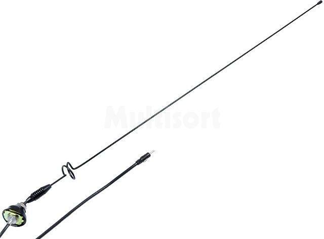 Antena prętowa montowana na karoserii 800/1300mm