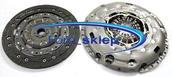 komplet sprzęgła Luk Mondeo Mk3 TDDi / TDCi - 624313609