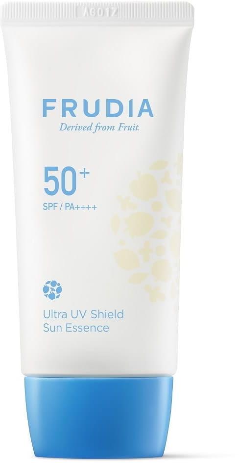 Frudia Przeciwsłoneczna esencja z zawartością kwasu hialuronowego SPF 50+ PA++++ 50g