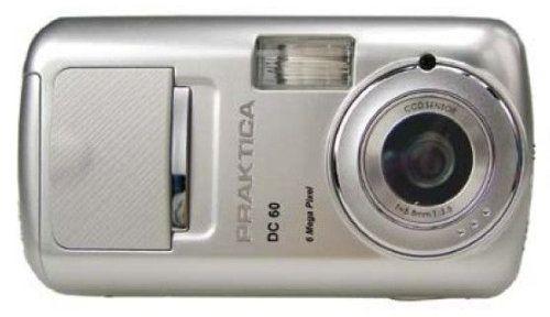 Pentacon Praktica DC 60 aparat cyfrowy 6.18 (2816 x 2112) 32 MB