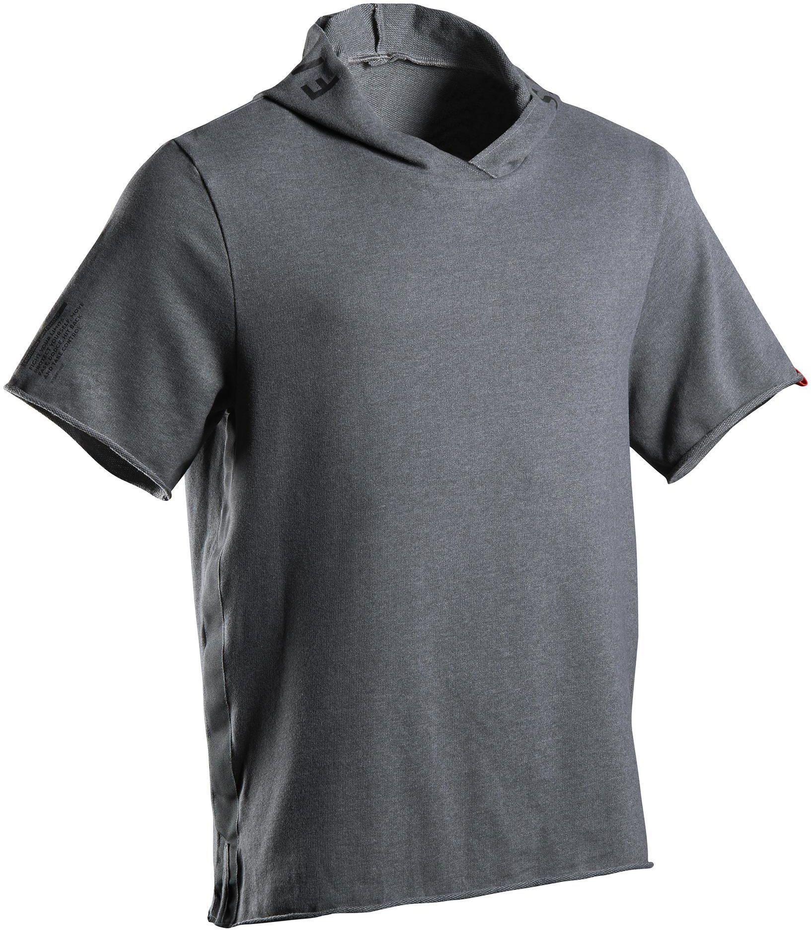 Koszulka z kapturem bokserska 100