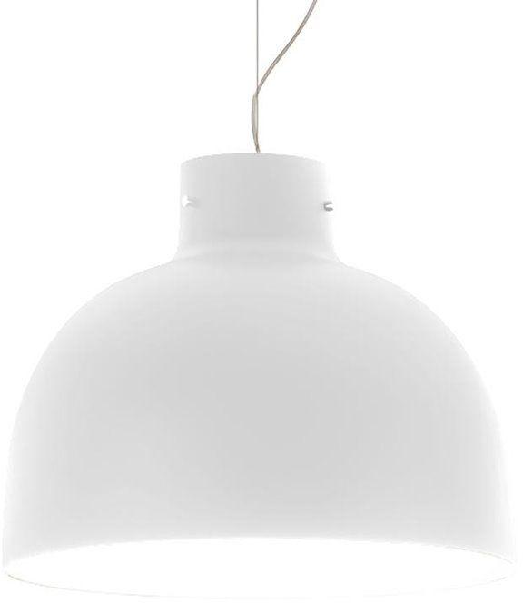 Bellissima Ø50 biały - Kartell - lampa wisząca