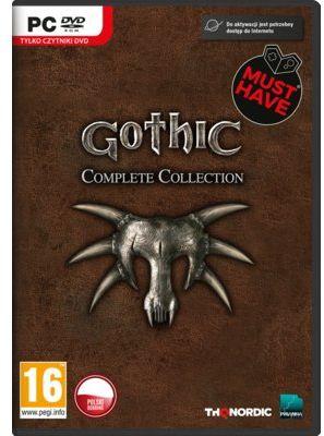 Gra PC Must Have: Gothic: Complete Collection. > DARMOWA DOSTAWA ODBIÓR W 29 MIN DOGODNE RATY