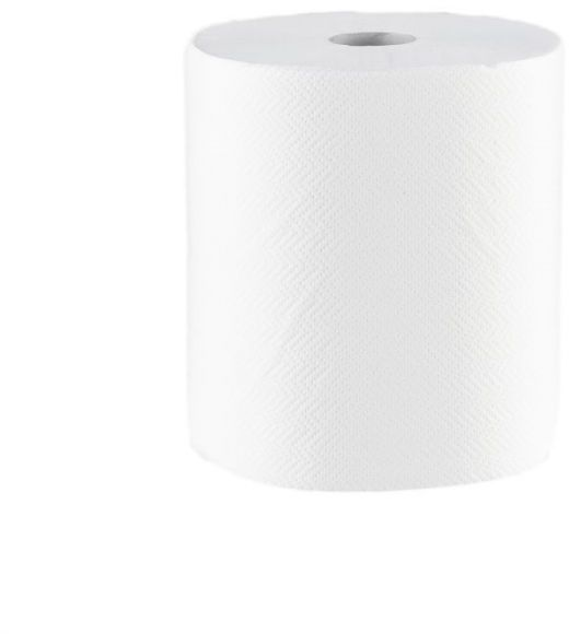 Czyściwo papierowe Merida top 22.5, długość 145 m, dwuwarstwowe, białe
