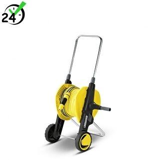 Wózek na wąż HT 3.420, zestaw z wężem 5/8 , spryskiwaczem, Karcher