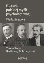 Historia polskiej myśli psychologicznej ZAKŁADKA DO KSIĄŻEK GRATIS DO KAŻDEGO ZAMÓWIENIA