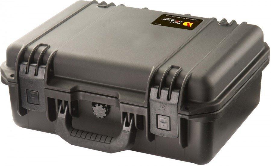 Peli IM2200 z gąbką - wodoodporna, pancerna skrzynia transportowa