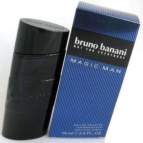 Bruno Banani Magic Man 30 ml woda toaletowa dla mężczyzn woda toaletowa + do każdego zamówienia upominek.