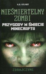 Minecraft Nieśmiertelny zombi Zdrajczyni ZAKŁADKA DO KSIĄŻEK GRATIS DO KAŻDEGO ZAMÓWIENIA