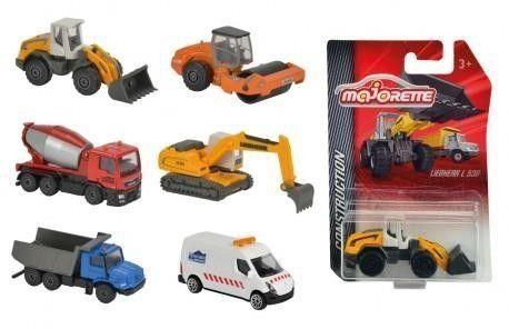 Majorette Construction - Betoniarka MAN TGS Mixer 2057281