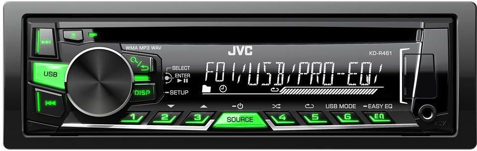 JVC0054 Radio samochodowe JVC KD-R469EY