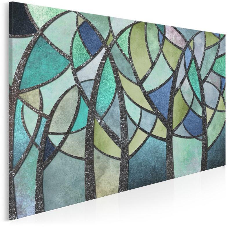 Bramy niebios - nowoczesny obraz do salonu - 120x80 cm