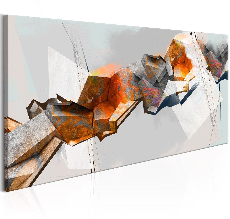 Obraz - abstrakcyjny łańcuch