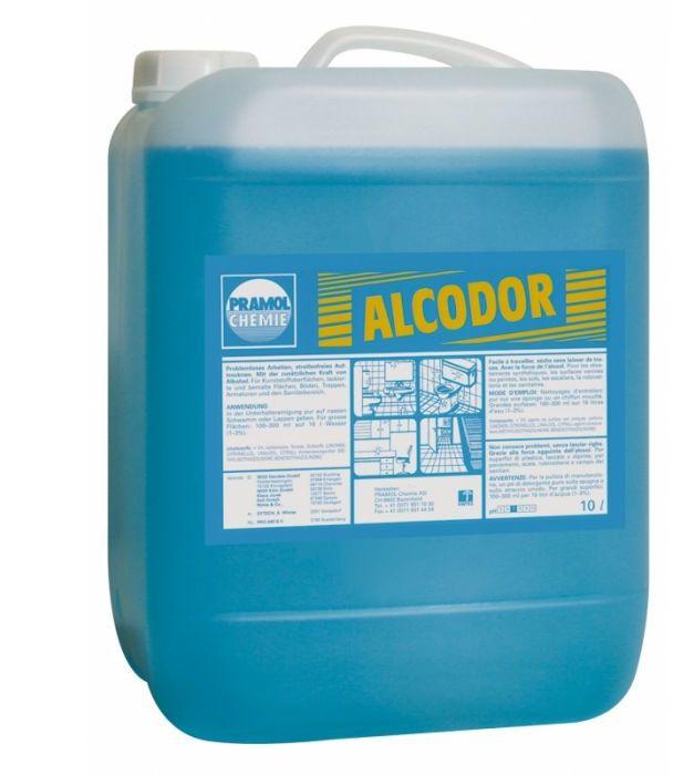 Alcodor - Preparat myjący na bazie alkoholu
