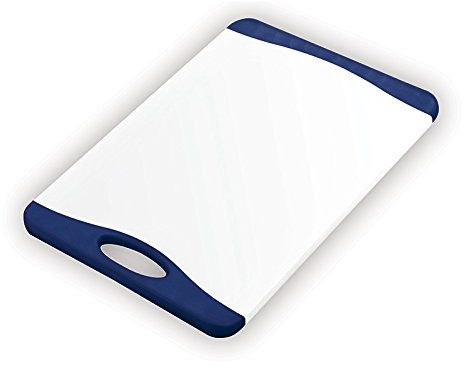 Excelsa antybakteryjna deska do krojenia z tworzywa sztucznego, wielokolorowa 36,5 x 25 cm wielokolorowa