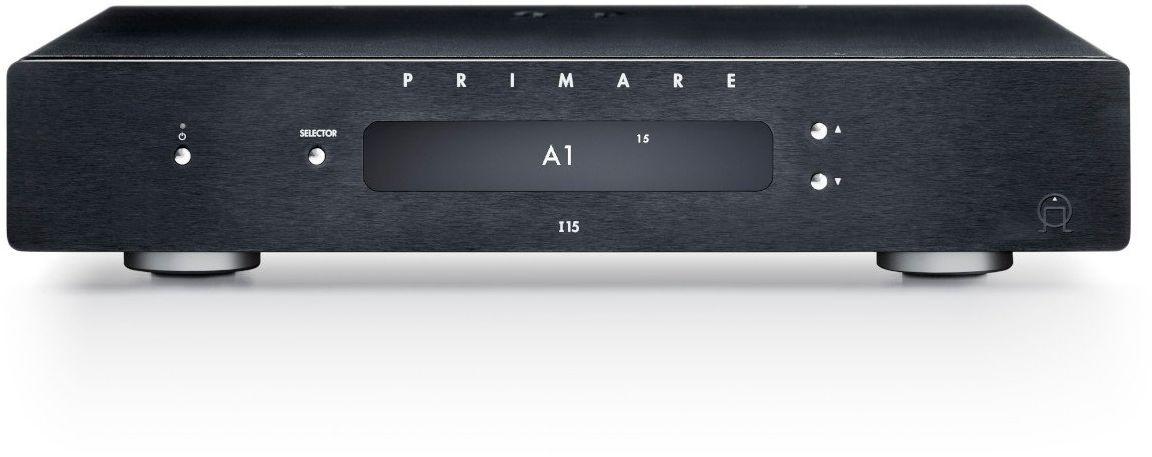 PRIMARE I15 MM - wzmacniacz z przedwzmacniaczem gramofonowym (czarny)