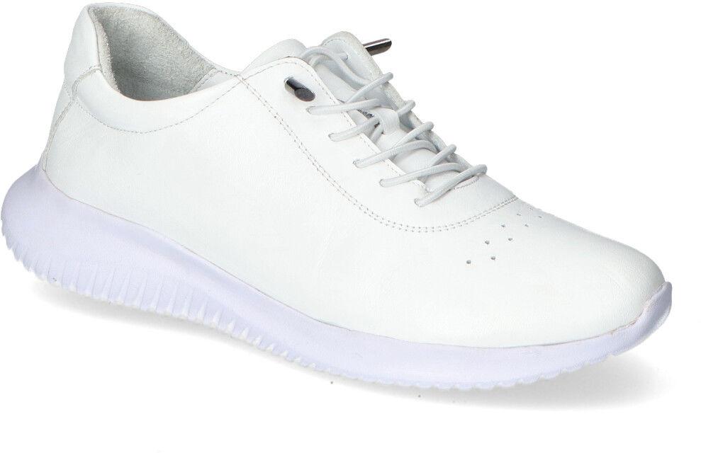 Sneakersy Loretta Vitale T-24 Białe lico