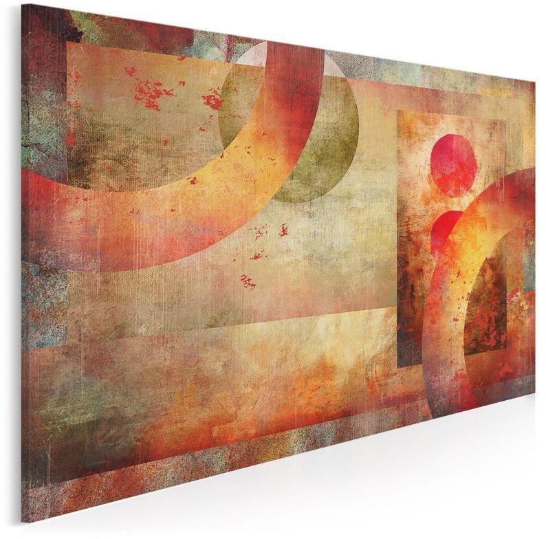 Latający dywan - nowoczesny obraz na płótnie - 120x80 cm