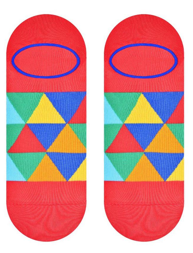 Stopki kolorowe More MOSAIC - kolorowe trójkąty - 2 warianty