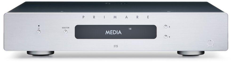 PRIMARE I15 MM - wzmacniacz z przedwzmacniaczem gramofonowym (tytanowy)