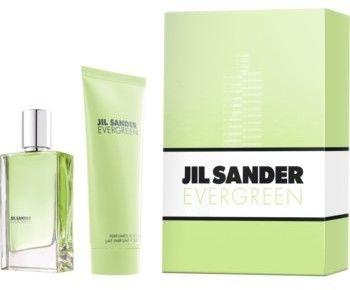 Jil Sander Evergreen zestaw upominkowy IV. dla kobiet
