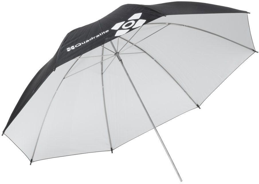 Quadralite parasolka biała 91cm