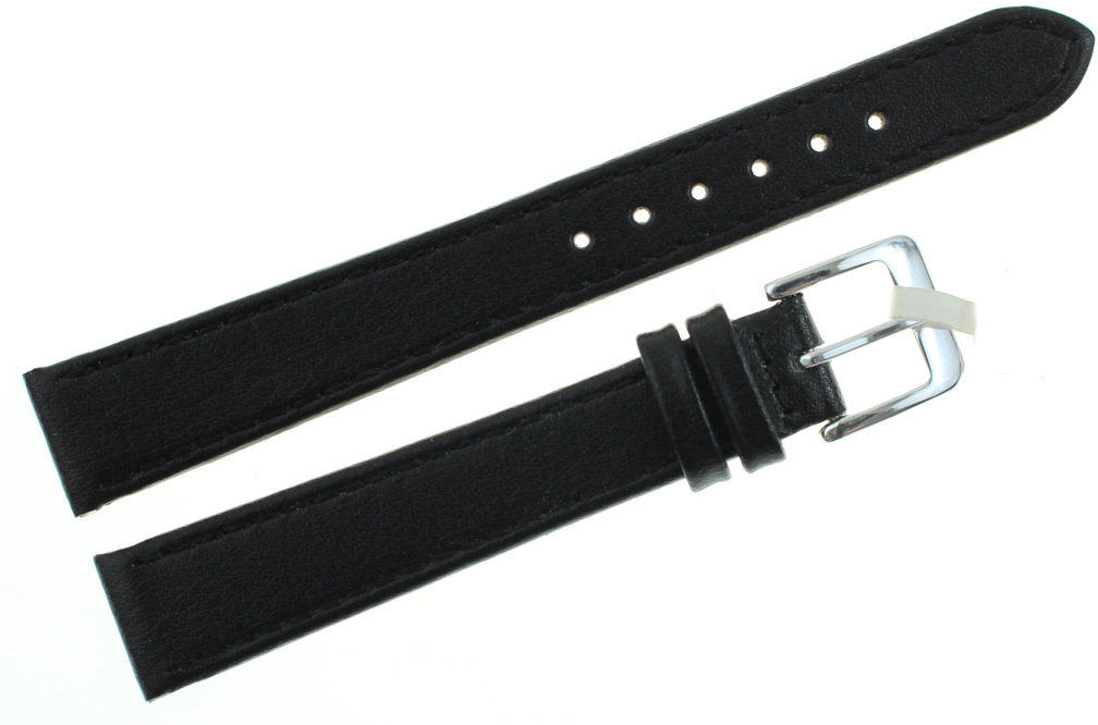 Skórzany pasek do zegarka 14 mm JVD R18201-14