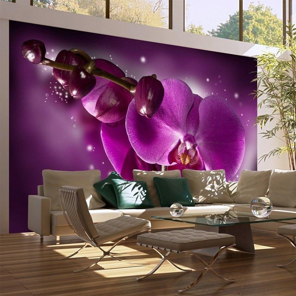 Fototapeta - baśń i orchidea