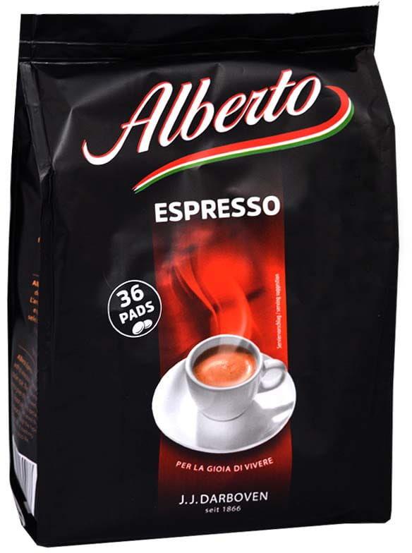 Alberto Espresso Senseo Pads 36 szt.