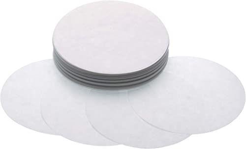 Kitchen Craft Home okrągłe słoiki 0,45 kg, woskowane folie na przetwory, 200 sztuk