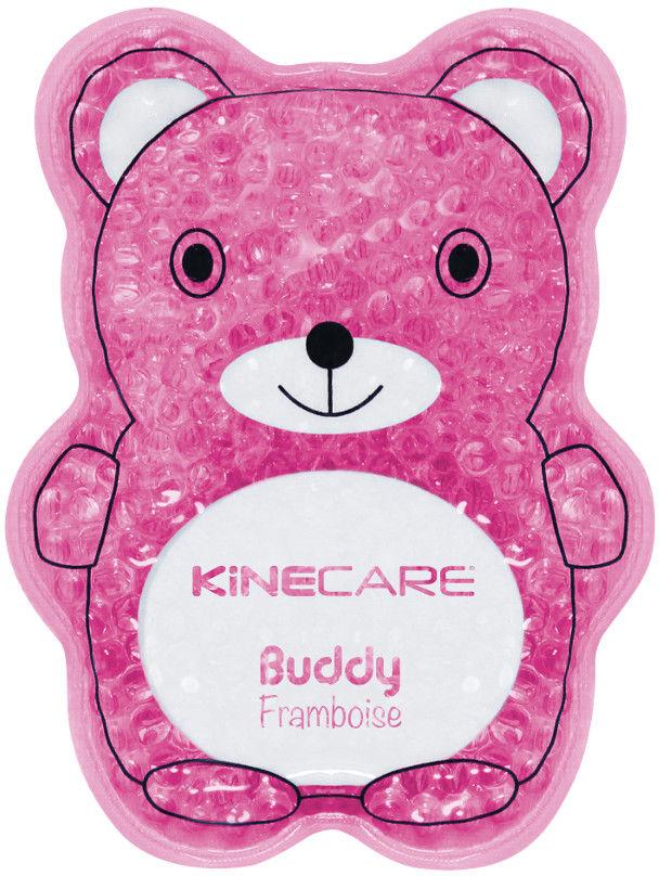 Visiomed Kinecare Buddy-dark pink Kompres ciepło-zimno