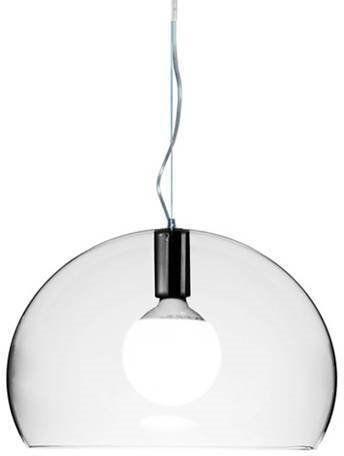 Fl/Y Ø52 przezroczysty - Kartell - lampa wisząca