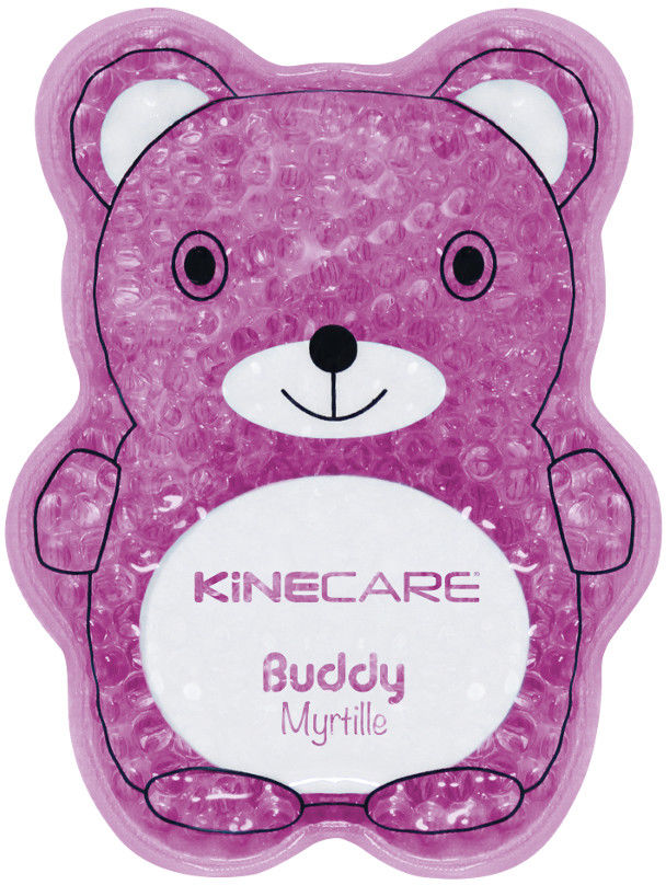 Visiomed Kinecare Buddy-purple Kompres ciepło-zimno