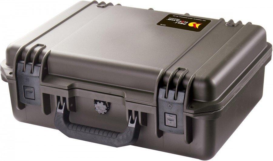 Peli IM2300 bez gąbki - wodoodporna, pancerna skrzynia transportowa