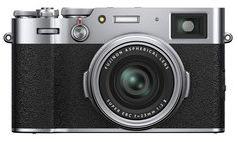 Aparat Fujifilm X100V srebrny