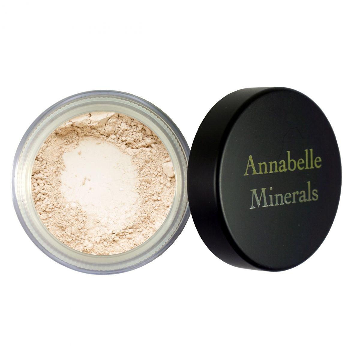 Podkład mineralny - kryjący Natural Light - 4g - Annabelle Minerals